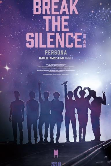 Poster Break the Silence: The Movie