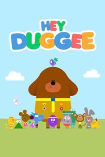 Poster Oi, Duggee!