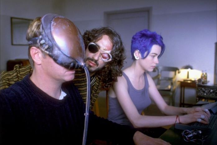 Alcuni dei protagonisti di Nirvana