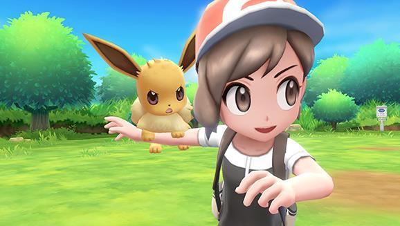 Pokémon: Let's Go Pikachu e Let's Go Eevee sono i nuovi giochi della serie