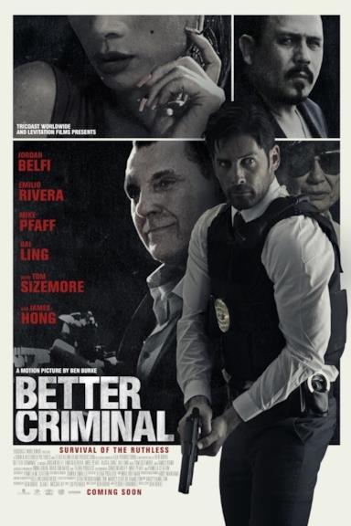 Poster Better Criminal