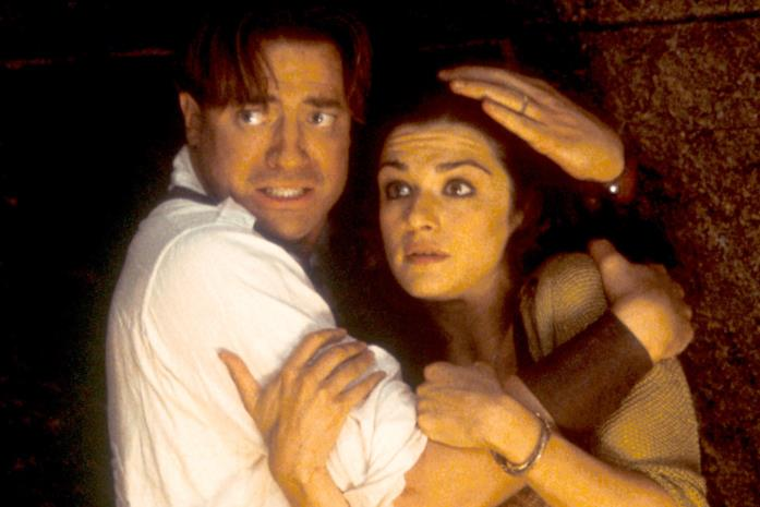 Rick ed Evelyn ne La Mummia