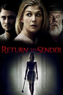 Poster Return to Sender - Restituire al mittente