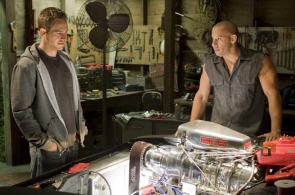 Fast & Furious 4, una scena