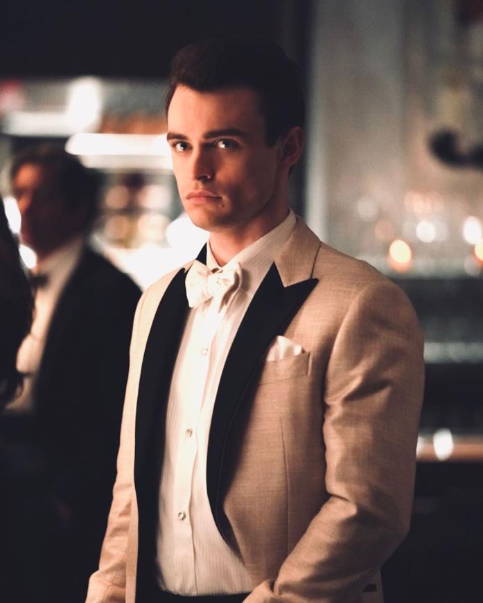 Max Wolfe, protagonista di Gossip Girl 2021