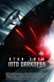 Poster Into Darkness - Star Trek