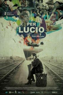 Poster Per Lucio