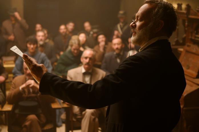 Notizie dal mondo: Tom Hanks