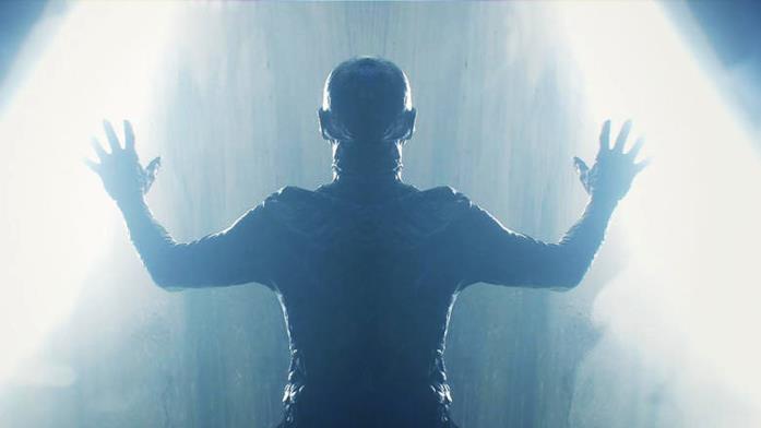Uno dei protagonisti di The Void nel finale onirico del film