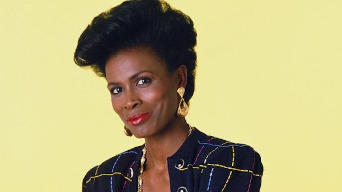 Vivian Banks, interpretata da Janet Hubert-Whitten