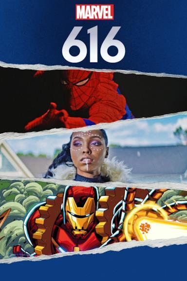 Poster Marvel's 616