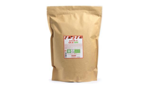 Erbavoglio Bacche di Goji - confezione da 1000 gr