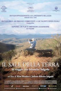 Poster Il sale della terra