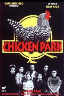 Poster Chicken Park