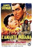 Poster L'amante indiana