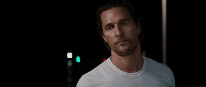 Matthew McConaughey in Serenity - L'isola dell'inganno