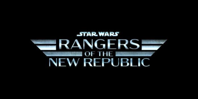 La scritta Rangers of the New Republic