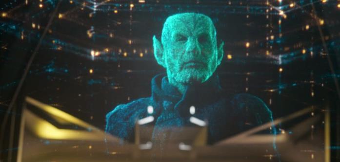Il capo degli Skrull