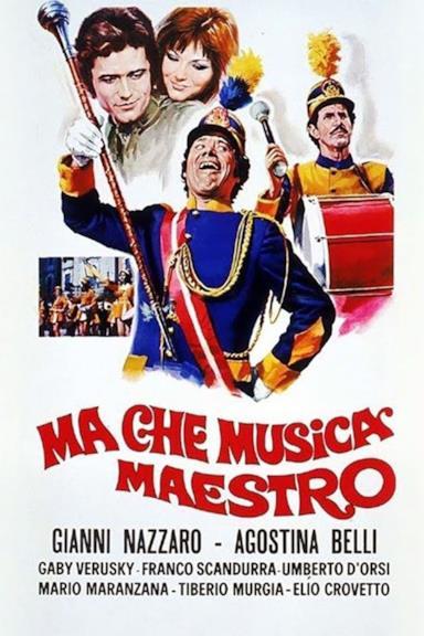Poster Ma che musica maestro