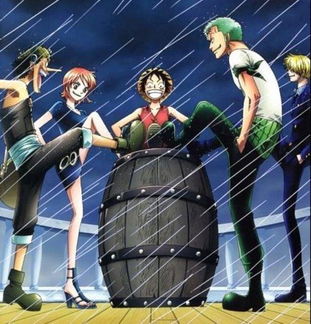 One Piece Ciurma inizi
