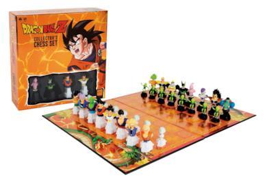 Dragon Ball Z Collector's Chess Set