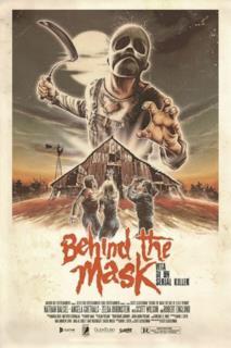 Poster Behind the Mask - Vita di un serial killer