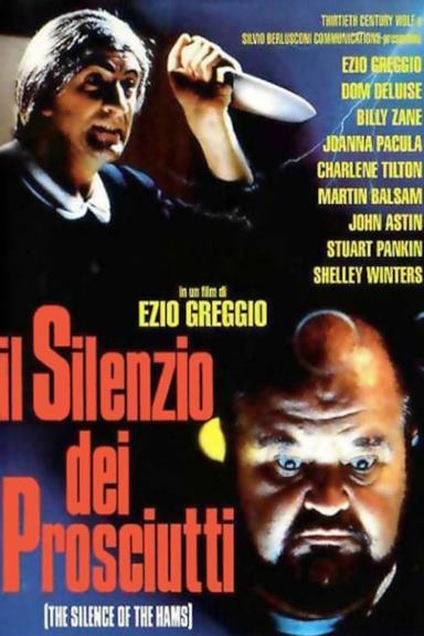 Poster Il silenzio dei prosciutti