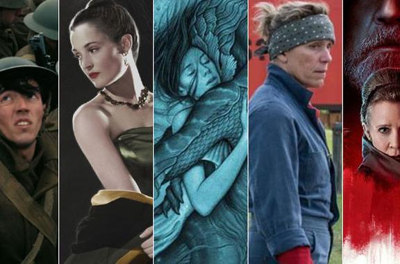 I 5 film candidati come Miglior colonna sonora agli Oscar 2018