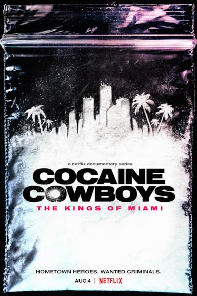 Poster Cocaine Cowboys - The Kings of Miami