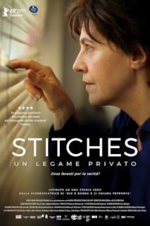 Poster Stitches - Un legame privato