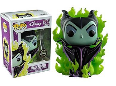 Funko - Disney - Maleficent tra le fiamme