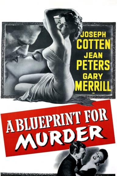 Poster A Blueprint for Murder