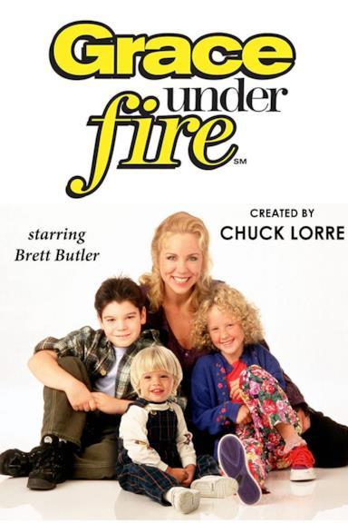 Poster Grace Under Fire