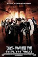 Poster X-Men - Conflitto finale