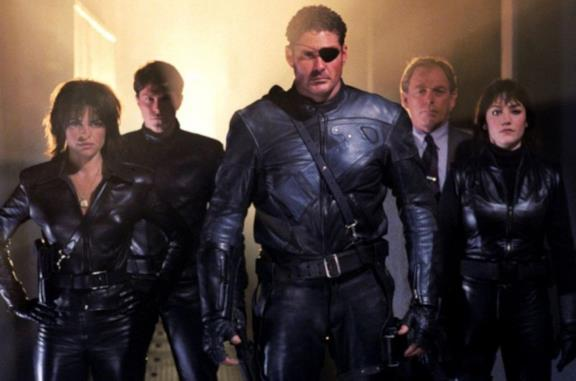 Il cast di Nick Fury: Agent of S.H.I.E.L.D.