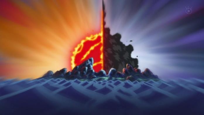 One Piece Ace battaglia finale