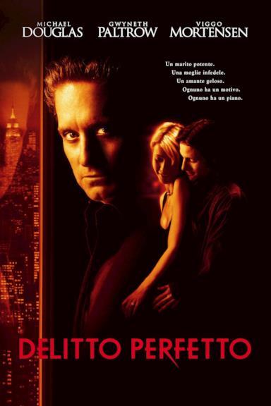 Poster Delitto perfetto