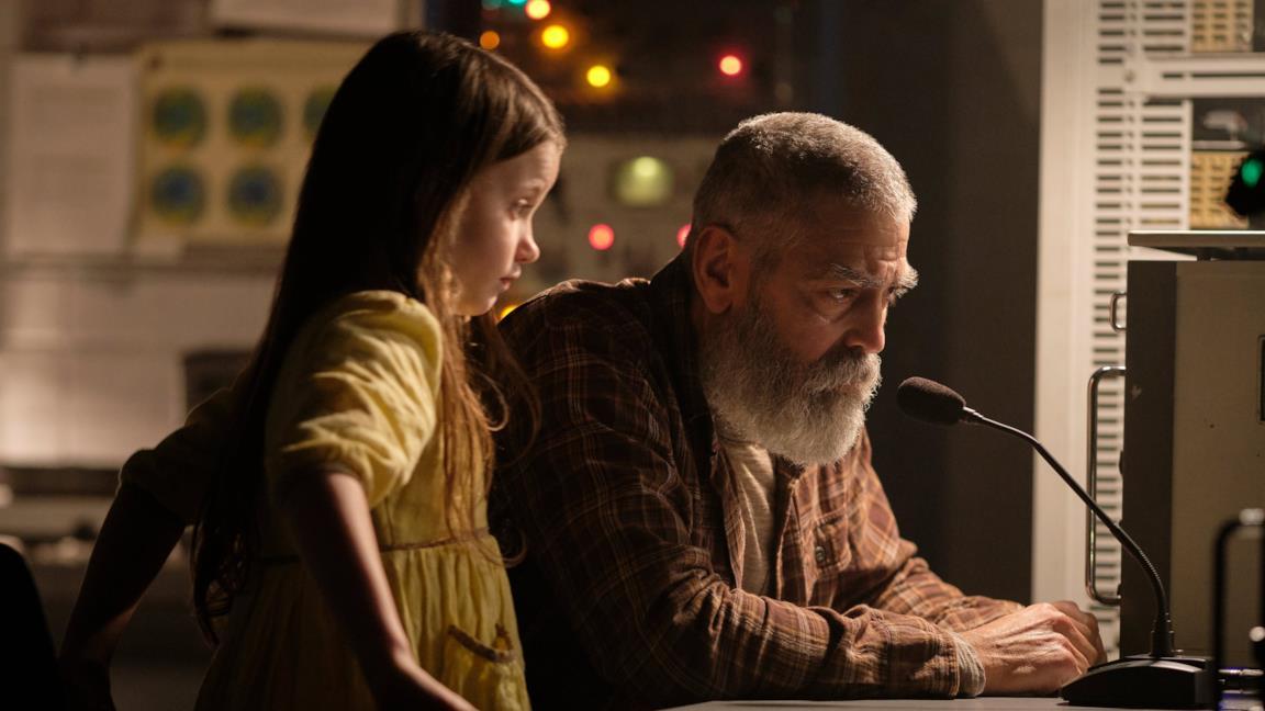The Midnight Sky: il trailer ufficiale dello sci-fi di George Clooney