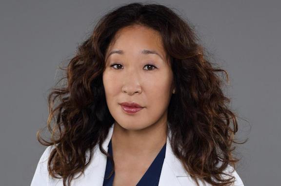 Sandra oh ha interpretato Sandra Oh per 10 stagioni di Grey's Anatomy