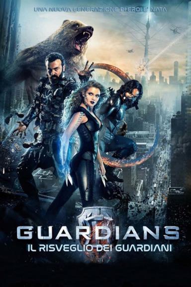 Poster Guardians - Il risveglio dei guardiani