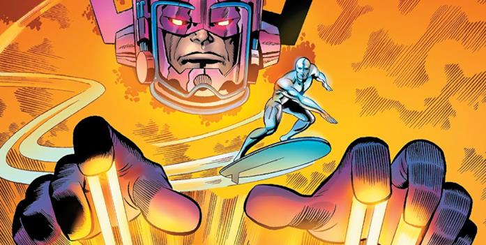 Cover di Fantastic Four Epic Collection: The Coming Of Galactus