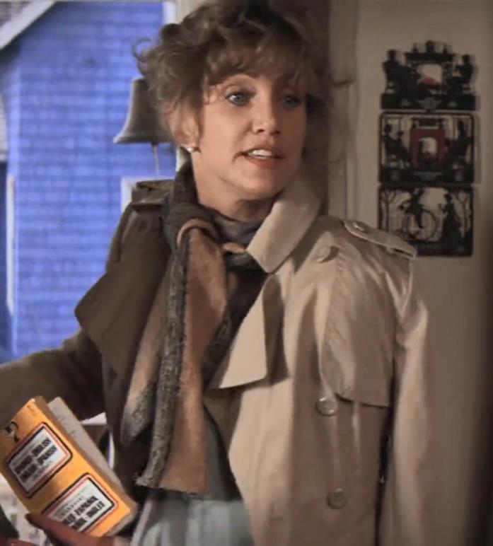 Harriet Walsh in una scena de I Goonies