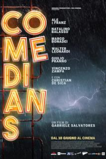 Poster Comedians
