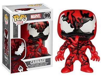 Funko - Figurina Marvel - Carnage 10 cm