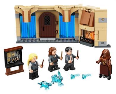 LEGO - La Stanza delle Necessità di Hogwarts