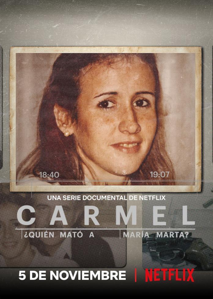 La locandina di Carmel: Chi ha ucciso María Marta? con María Marta García Belsunce