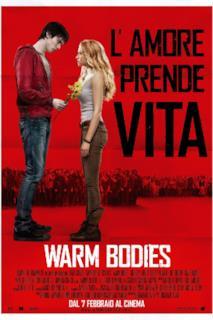 Poster Warm Bodies