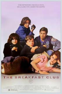 Poster Breakfast Club