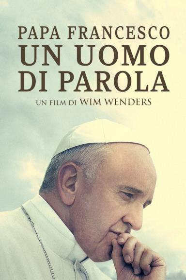 Poster Papa Francesco - Un uomo di parola
