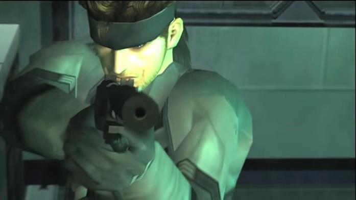 Un'immagine di Solid Snake